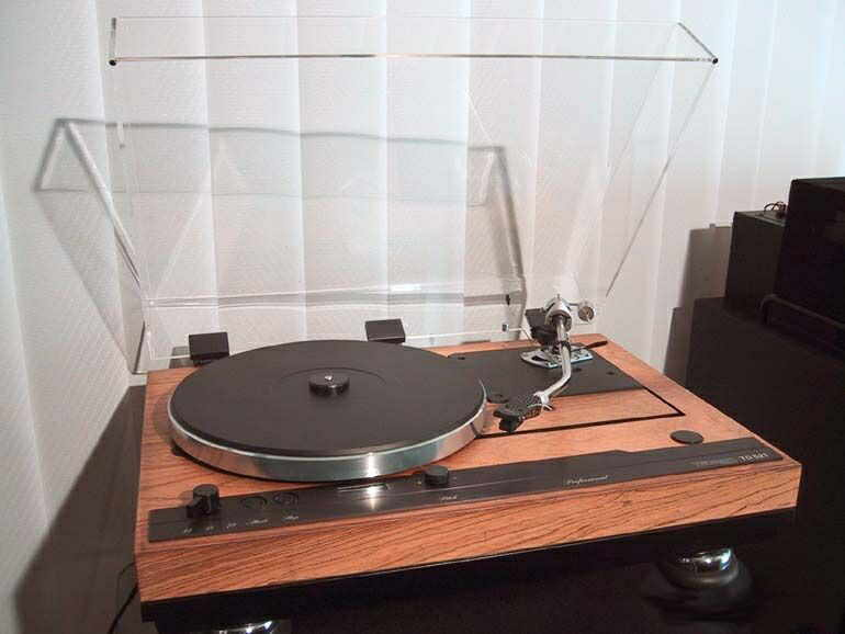 Anyone got any thought on the thorens td 521 audiokarma for Php table th td